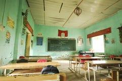 Sala lekcyjna w Wietnam Obrazy Stock