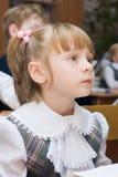 sala lekcyjnej dziewczyna Zdjęcia Stock
