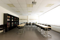 sala lekcyjnej szkoła Fotografia Royalty Free