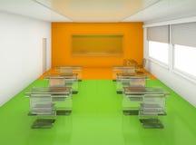 sala lekcyjnej wnętrze Obraz Stock