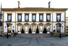 sala Luxembourg miasteczko Obrazy Royalty Free