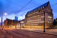 sala Manchester miasteczko Zdjęcie Royalty Free