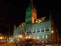 sala miasta Zdjęcie Stock