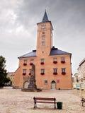 sala miasteczko Zdjęcia Stock