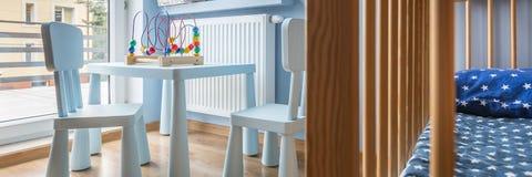 Sala moderna do bebê Fotografia de Stock