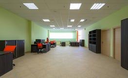 sala moderna do escritório Imagens de Stock Royalty Free