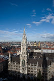 sala Munich stary miasteczko Fotografia Royalty Free