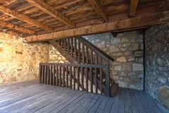 Sala no castelo fotografia de stock royalty free