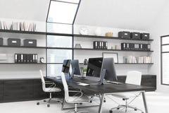 Sala no escritório de New York City Imagens de Stock Royalty Free