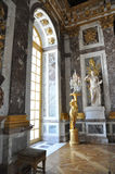 sala odzwierciedla Versailles obraz stock
