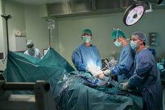 Sala operacyjna Zdjęcia Stock