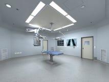 Sala operatoria illustrazione vettoriale