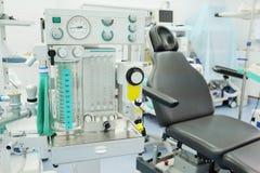 sala operatoria in clinica dentaria fotografie stock libere da diritti