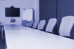 Sala per conferenze Immagine Stock Libera da Diritti