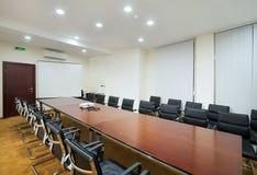 Sala per conferenze Immagine Stock