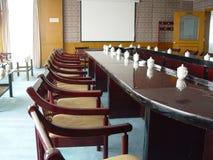 Sala per conferenze Fotografia Stock