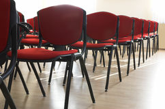 Sala per conferenze #4 Immagine Stock Libera da Diritti
