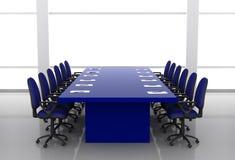 sala per conferenze Immagini Stock