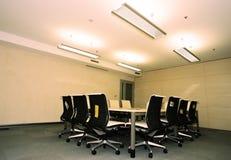 Sala per conferenze corporativa II fotografia stock libera da diritti