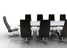 Sala per conferenze di affari Immagini Stock