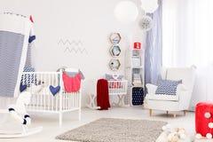 Sala perfeita do bebê Fotografia de Stock Royalty Free