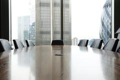 sala posiedzeń Fotografia Stock