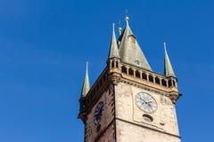 sala Prague miasteczko Zdjęcia Royalty Free