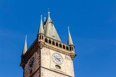 sala Prague miasteczko Obraz Royalty Free