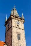 sala Prague miasteczko Zdjęcie Royalty Free