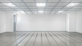 sala pusty wnętrze Zdjęcia Stock
