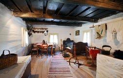 Sala rústica velha Imagem de Stock Royalty Free