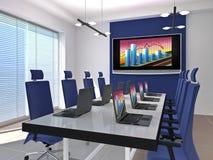 sala riunioni Immagini Stock