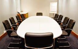 Sala riunioni Immagine Stock Libera da Diritti