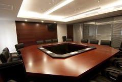 Sala riunioni fotografie stock