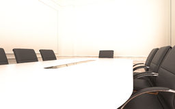 Sala riunioni illustrazione di stock