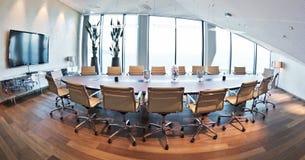 Sala riunioni Fotografia Stock