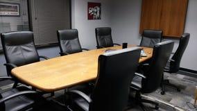 Sala riunioni Immagine Stock