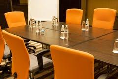 Sala riunioni moderna fotografia stock libera da diritti