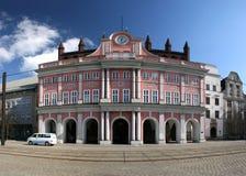 sala Rostock miasteczko Obraz Royalty Free