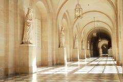 sala s Versailles obrazy stock