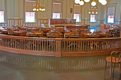 sala senat Fotografia Stock