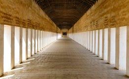 Sala Shwezigon świątynia w Bagan, Myanmar Fotografia Stock