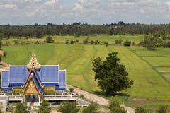 Sala siamesischer Tempel. lizenzfreies stockfoto