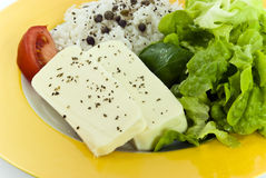 sala squisito del Stare-vegetariano Fotografia Stock Libera da Diritti