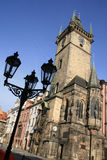 sala starego miasta. Obrazy Stock