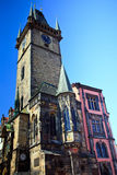 sala stary Prague miasteczko Zdjęcie Stock