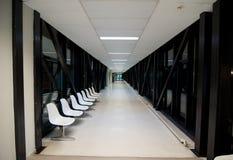 sala szpitalnej czekanie zdjęcie stock
