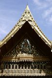 Sala tailandês na fonte Imagens de Stock Royalty Free