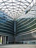 Sala Testori - sedi di regione della Lombardia fotografia stock
