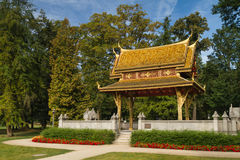 Sala Thai Pavillion in the summer Royalty Free Stock Photos